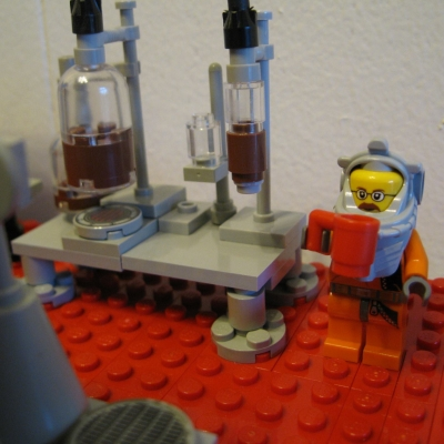 Lego Breaking Bad Super Lab
