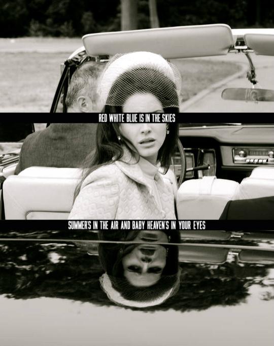 National Anthem Lana Del Rey The Superslice