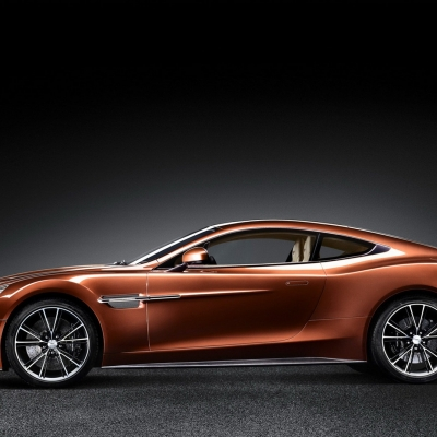 New Aston Martin Vanquish X