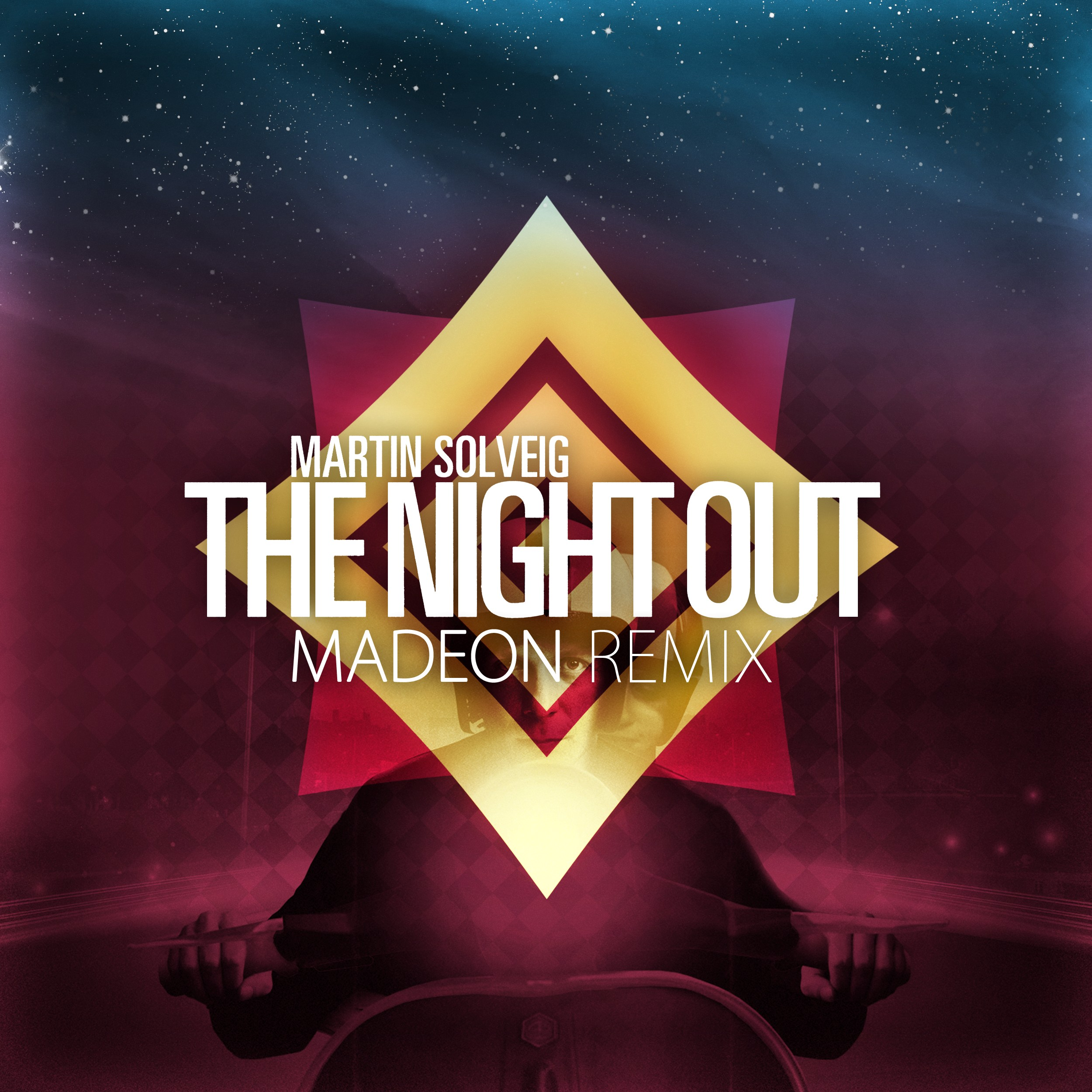 Martin Solveig The Night Out Madeon