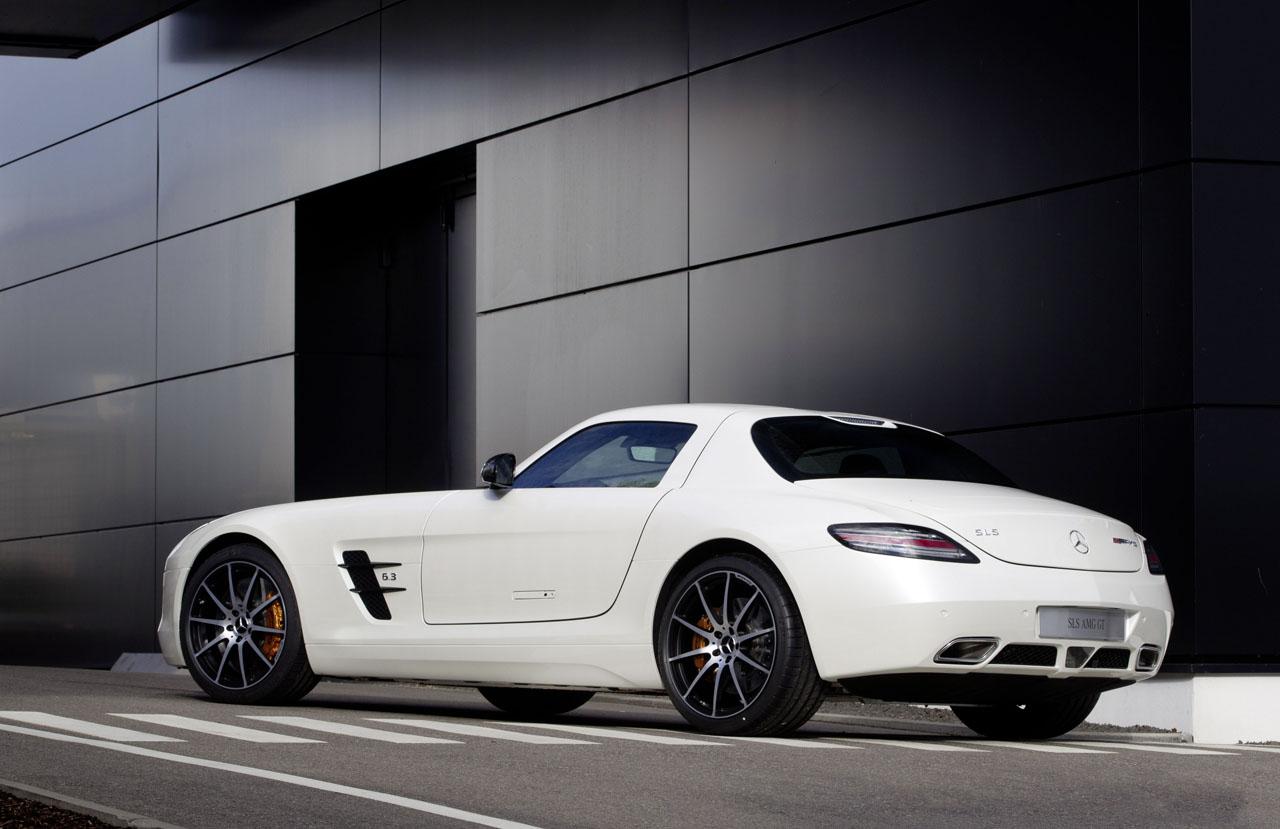 2013 Mercedes Benz Sls Amg Gt The Superslice