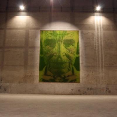 05 Testament, 2011, Terra Vulnerabili, Hangar Bicocca, Milan, Italy 2