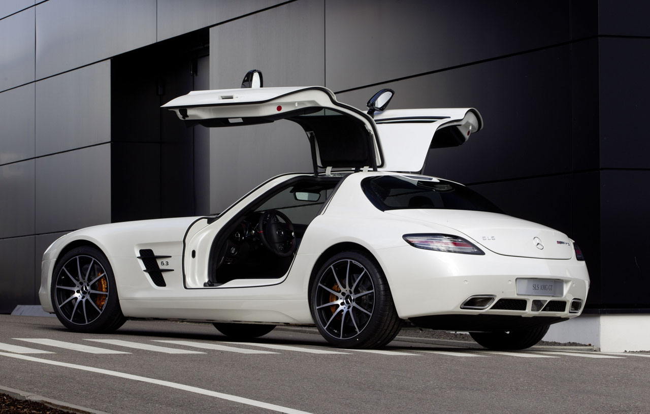 2013 mercedes benz sls amg gt the superslice. Black Bedroom Furniture Sets. Home Design Ideas
