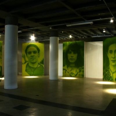 09 Here and There, 2008, Mostra SESC des Artes, São Paulo, Brazil