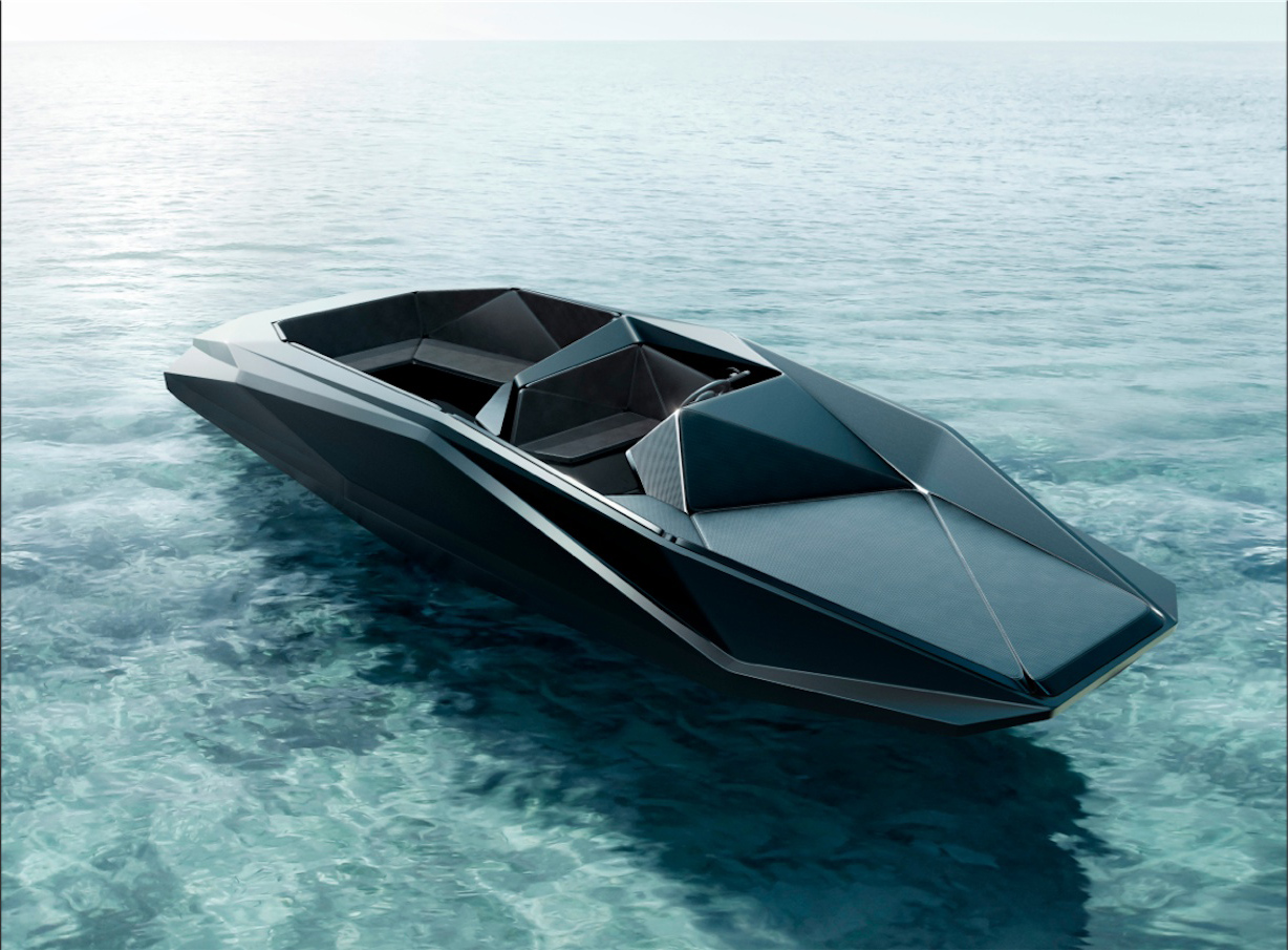 Z Boat (Kenny Schachter Commission) / Zaha Hadid / The Superslice