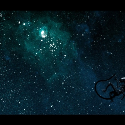 You Are My Lucky Star by Mark Englert, 12 x 36 inches