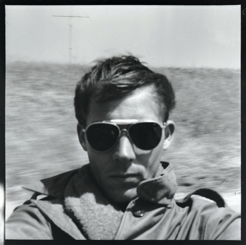 Hunter S. Thompson's Letter on How to Find Meaning and Purpose in Life