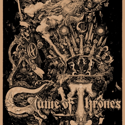 Game of Thrones / Vania Zouravliov