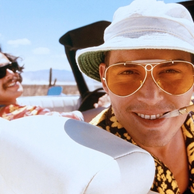 PC 07 Benicio Del Toro and Johnny Depp in Fear and Loathing in Las Vegas
