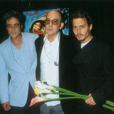 PC 12 Del Toro, HST and Depp