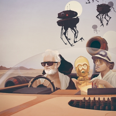 Sketch 03 Fear and Loathing on Tatooine by Anton Marrast