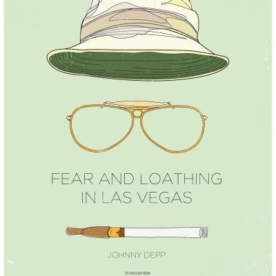 Sketch 06 Fear and Loathing in Las Vegas by Moxy Creative