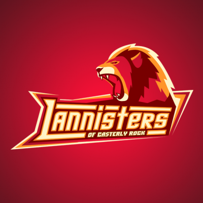Yvan-Degtyariov-aka-Vanadium-Game-of-Thrones-Sports-Logos-Lannisters