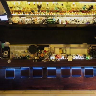 """Untitled (Bar) 2011, 90 x 160 cm (35 x 63"""")"""
