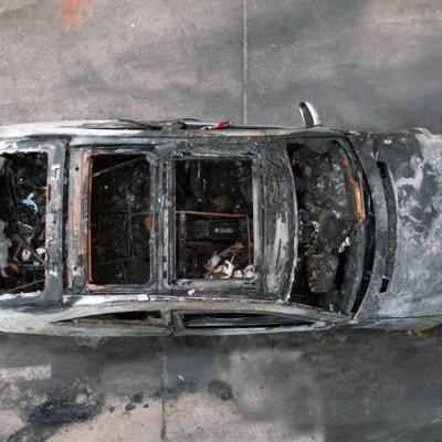 """Untitled (Car) 2008, 60 x 101 cm (39 x 40"""")"""