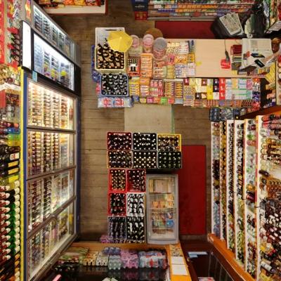 """Untitled (Corner Shop II) 2011, 120 x 100 cm (47 x 39"""")"""