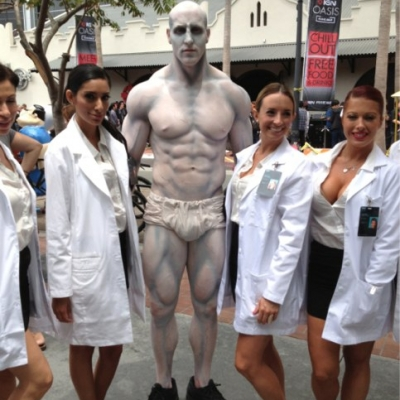 Prometheus at Comic-Con