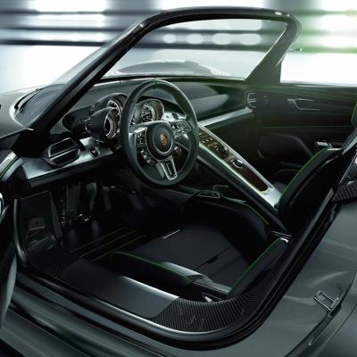 porsche 918 spyder hybrid the superslice. Black Bedroom Furniture Sets. Home Design Ideas