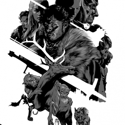 Game of Thrones / Martin Ansin