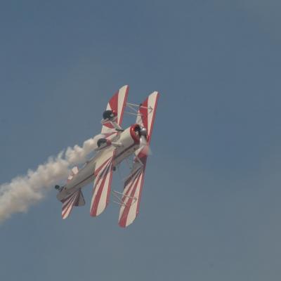 100 Gary Rower Air Shows