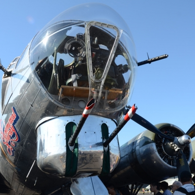 09 Boeing B-17 Flying Fortress