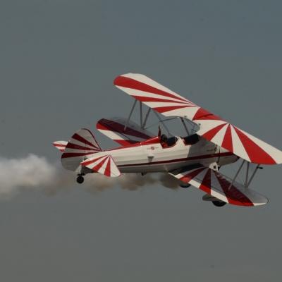 107 Gary Rower Air Shows
