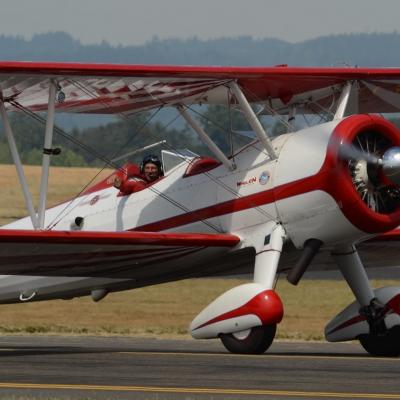 109 Gary Rower Air Shows