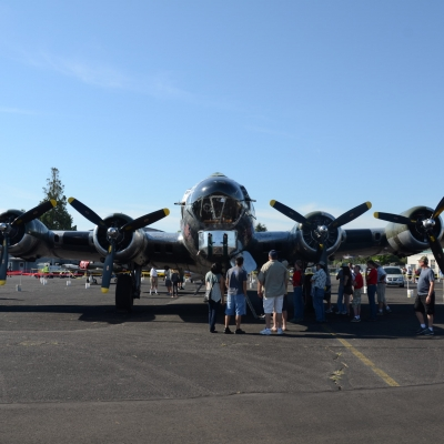 11 Boeing B-17 Flying Fortress