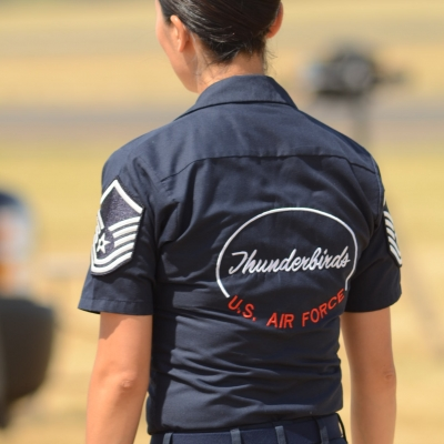 139 U.S. Air Force Thunderbirds
