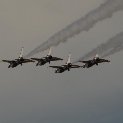 143 U.S. Air Force Thunderbirds