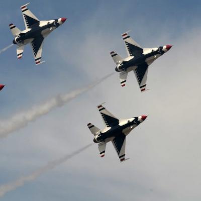 144 U.S. Air Force Thunderbirds