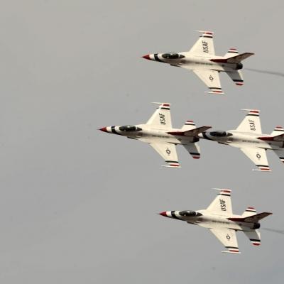 146 U.S. Air Force Thunderbirds
