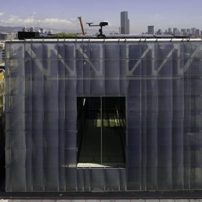 09 Media-ICT / Cloud 9 Architects (Enric Ruiz-Geli)