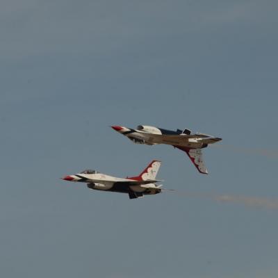 152 U.S. Air Force Thunderbirds
