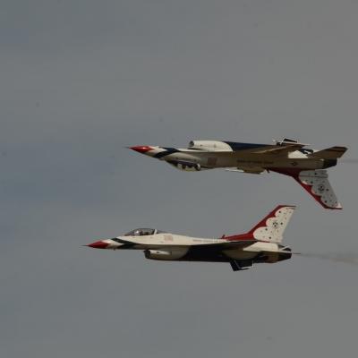 153 U.S. Air Force Thunderbirds