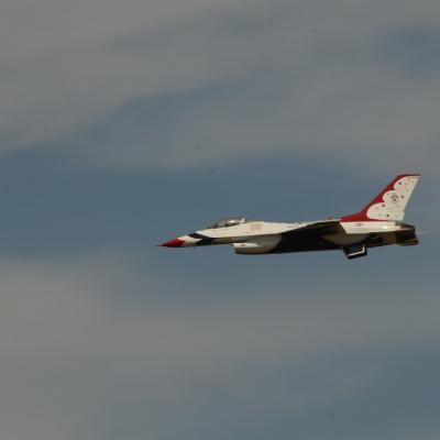 155 U.S. Air Force Thunderbirds