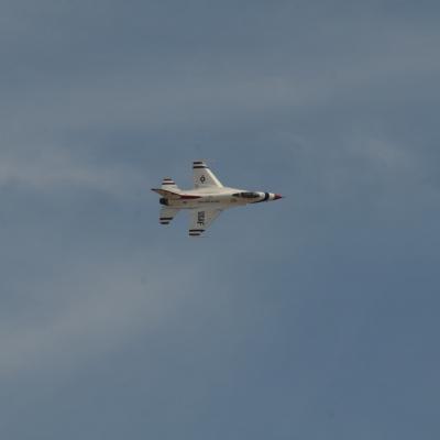 156 U.S. Air Force Thunderbirds