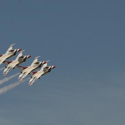 157 U.S. Air Force Thunderbirds