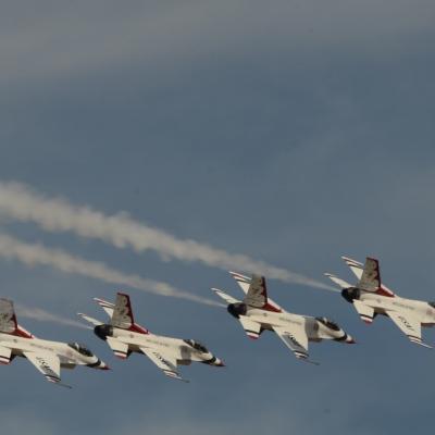 159 U.S. Air Force Thunderbirds