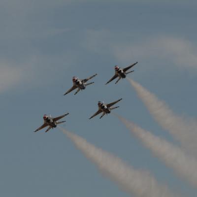 163 U.S. Air Force Thunderbirds