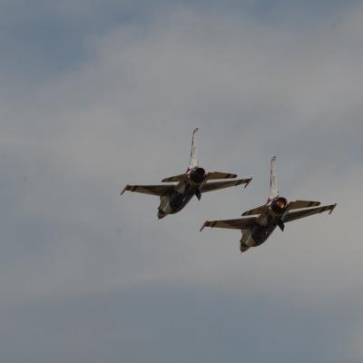 166 U.S. Air Force Thunderbirds