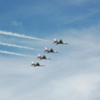 169 U.S. Air Force Thunderbirds