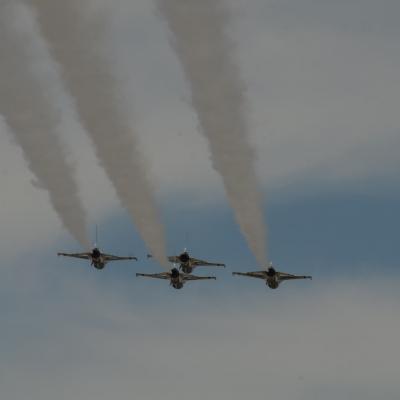 170 U.S. Air Force Thunderbirds