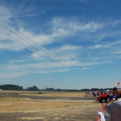 171 U.S. Air Force Thunderbirds