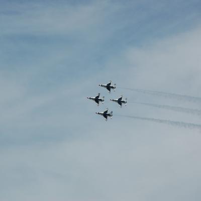 172 U.S. Air Force Thunderbirds