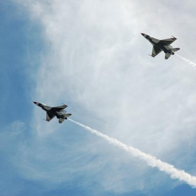 173 U.S. Air Force Thunderbirds