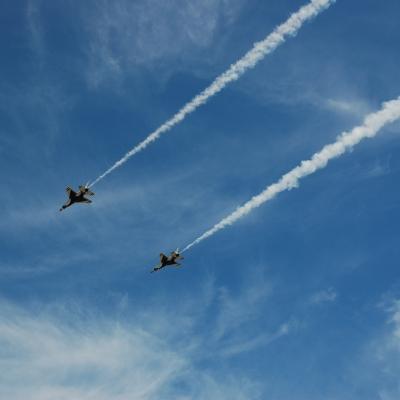 174 U.S. Air Force Thunderbirds
