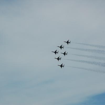 175 U.S. Air Force Thunderbirds