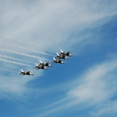 177 U.S. Air Force Thunderbirds