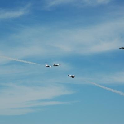 181 U.S. Air Force Thunderbirds